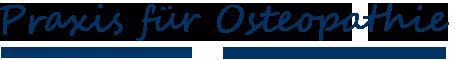 Praxis für Osteopathie in München und Gauting